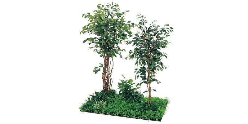 人工樹木 連接樹木